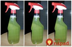 Diy Cleaning Products, Cleaning Supplies, Cleaners Homemade, Home Hacks, Spray Bottle, Interior Design Living Room, Diy Beauty, Diy And Crafts, Household