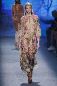 Alberta Ferretti   Ready-to-Wear - Autumn 2016   Look 4