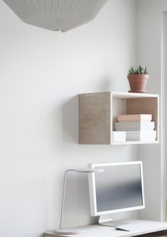 #white #workspace @ facing north with gracia