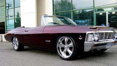 67 Impala ragtop- mrimpalasautoparts.com