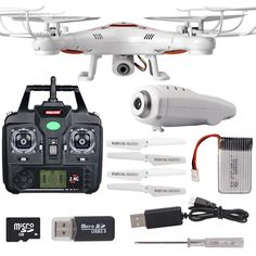 K300A 2,4 GHz 4 Kanal 6 Achsen RC Quadcopter  LED Light 22,39 € #toy #toys #rchelicopter #fashion #childrentoys #style #play