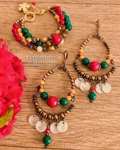 Bead Jewellery, Wire Jewelry, Boho Jewelry, Jewelry Crafts, Fashion Jewelry, Diy Jewelry Projects, Seashell Jewelry, Handmade Beaded Jewelry, Beaded Jewelry Patterns