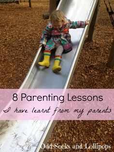 8 parenting lessons I have learnt from my parents - sharing 4 negative and 4 postive parenting lessons I have learnt from my parents