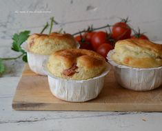 Muffin salati bimby,una ricetta sfiziosa e veloce,ottimi da servire per antipasto o per una cena informale