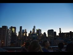 A Night NYC bus tour is a great way to see the city in all its glory! For more information on our Night Tour visit: ht. Seattle Skyline, New York Skyline, Sight & Sound, City That Never Sleeps, City Streets, All Over The World, New York City, Nyc, Tours