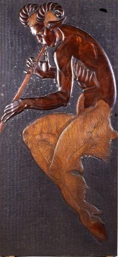 Bas-relief de Georges ARTEMOFF