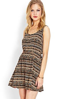 Day Tripper Netted Dress | FOREVER 21 - 2000126302