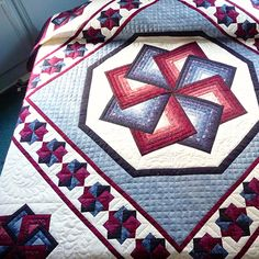 Star Spin Quilt tute for spin block in quilt blocks