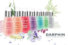 Darphin Paris Serums. Eva Chen uses this and supergoop for day.