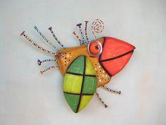 Kookaburra MADE to ORDER Original Found Object by FigJamStudio Found Object Art, Found Art, Fish Wall Art, Fish Art, Small Sculptures, Animal Sculptures, Bird Sculpture, Cool Art Drawings, Driftwood Art