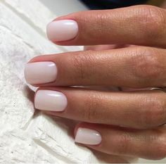 nails pink and white \ nails pink . nails pink and white . nails pink and black . nails pink and blue . nails pink and gold Shellac Colors, Nail Polish Colors, Nail Colors For Pale Skin, Cute Nail Colors, Neutral Colors, Summer Nail Colors, Dip Nail Colors, Hair Colors, Bold Colors