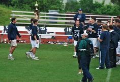 ESD wins their 2nd consecutive SPC 2015 title. #lax #lacrosse #texas #texaslacrosse