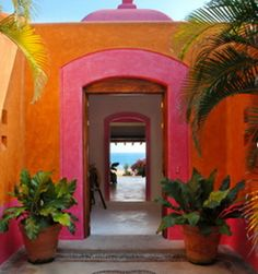 Colors and arches