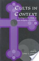 Cults in context: readings in the study of new religious movements   Di Lorne L. Dawson