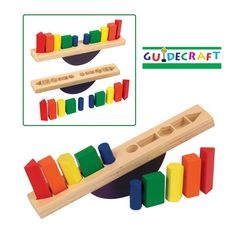 Guidecraft SeeSaw Sorter (G5067)  Description: Stack the shapes on opposite ends of the see-saw to create a balanced platform. Shapes fit snugly in routed holes. ages 2+ Stack the shapes on opposite ends of the see-saw to create a balanced platform. Shapes fit snugly in routed holes. For ages 2+ Price: GBP: 21.95 Buy Now     http://simplybaby.org.uk/guidecraft-seesaw-sorter-g5067/