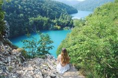 Plitvice Lakes is something out of a movie. Every step feels like some sort of dream, with seemingly endless waterfalls cascading in every direction. Croatia
