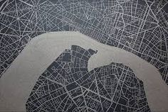 Image result for paper cutting street scenes