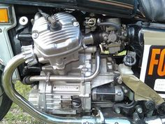 engine honda gl 400 - Google 検索
