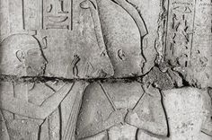 Tombeau d'Osorkon II, nécropole royale de Tanis, NRT I Source : Tanis, images d'une cité enfouie