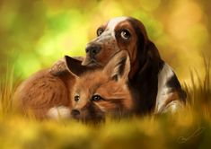 When you're the best of friends... by Martith.deviantart.com on @DeviantArt