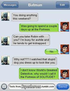 OOh sassy Clark!