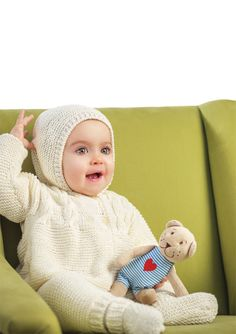Candy Coat with Hood/Casaco com Gorro Candy