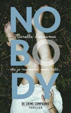 Lees dan!: Nobody - Marelle Boersma