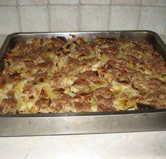 Nyttig kålpudding Lasagna, Food And Drink, Favorite Recipes, Ethnic Recipes, Lasagne