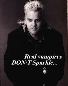 Keifer Sutherland - The Lost Boys <3