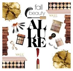 """""""Autumn Look #29 Bronze meets Gold"""" by gpatricia ❤ liked on Polyvore featuring beauty, By Terry, Stila, NARS Cosmetics, Pat McGrath, Urban Decay, Yves Saint Laurent, Maybelline, Gucci and Tweezerman"""