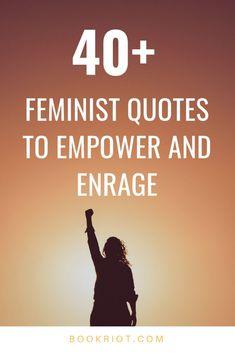 40+ feminist quotes