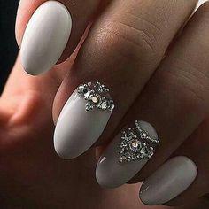 36 Top Best Wedding Nail Ideas Design Inspiration