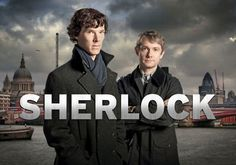Sherlock.  We spent last weekend watching them all.  NOT enough!  What a great show!  Give me MOAR!!!