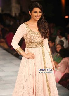 Parineeti Chopra at Mijwan Sonnets in Fabric Fashion Show, Sept, 2012 by Manish Malhotra to raise funds for brilliant Mijwan Welfare Society run by Actor & Activist Shabana Azmi https://twitter.com/AzmiShabana founded by her late father Poet Activist Kaifi Azmi   http://www.ketto.org/fundraiser_home.php?id=Fund134