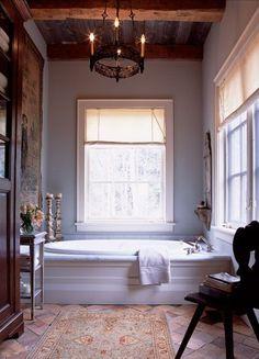beautiful bathroom | badewanne
