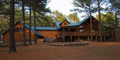North Star Lodge - North Star Lodge near Broken Bow Lake, Beavers Bend State Park and the Mountain Fork River, is one of a ...