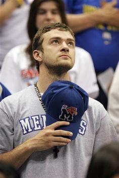 Tiger Fan! Justin Timberlake native memphian! Go tigers
