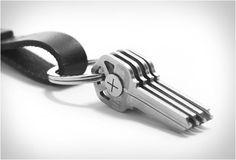 The end to jingling keys. | MAGNETIC KEY HOLDER