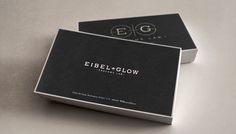 EIBEL & GLOW [Brand indentity] by Oriol Gil, via Behance