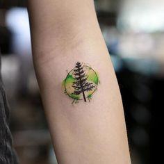 #Tattoo by @georgiagreynyc  #⃣
