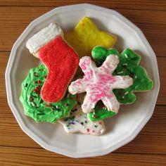 Cream Cheese Cutout Cookies