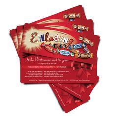 Einladungskarten - Einladung zum Geburtstag - Kartennummer 25116-1 - ein Designerstück von partyeinladungen_com bei DaWanda