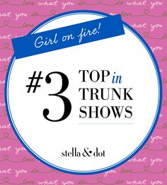 Top in Trunk Shows #3