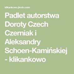 Padlet autorstwa Doroty Czech Czerniak i Aleksandry Schoen-Kamińskiej - klikankowo
