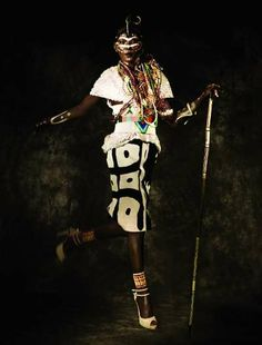 Extreme Tribal Fashiontography