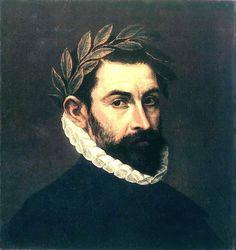 https://www.tumblr.com/dashboard Poet Ercilla y Zuniga by El Greco, 1595, El Greco