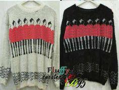 Kode Baju: Fluffy Sweater Bahan: Rajut Bulu Harga: 65.000  SMS: 0857 55 8686 98 PIn BBM: 230a2475