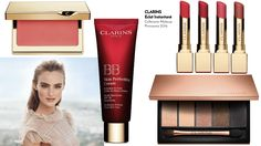 The Beauty Cove: PRIMAVERA ESTATE 2016 • CLARINS MAKEUP • ECLAT INSTANTANÉ