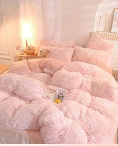 Room Design Bedroom, Room Ideas Bedroom, Bedroom Decor For Teen Girls, Rich Girl Bedroom, Pink Bedroom Decor, Kawaii Bedroom, Cute Room Ideas, Pink Room, Aesthetic Room Decor