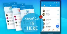 Yes, it's true... we just made CallApp even better! CallApp 2.5 is officially here!